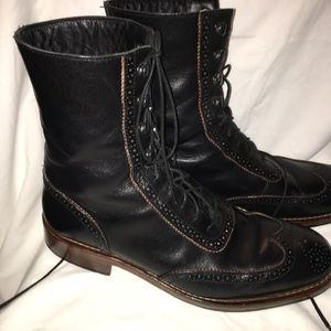 Wolverine Winchester 10,000 Mile Brogue Boots